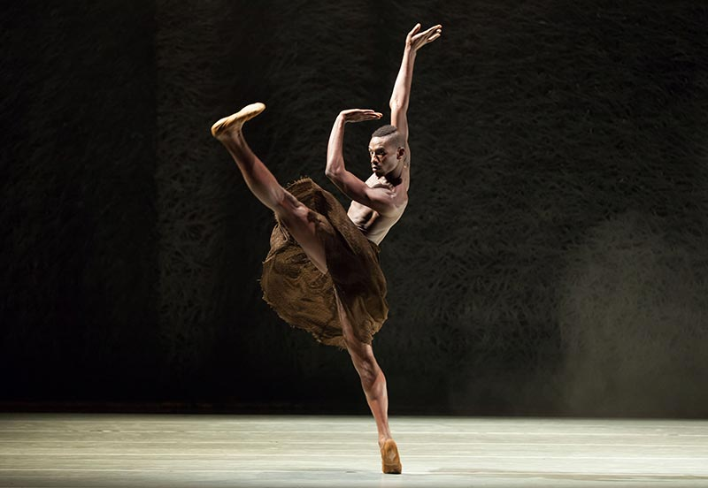 Alonzo King Lines Ballet Meany Center