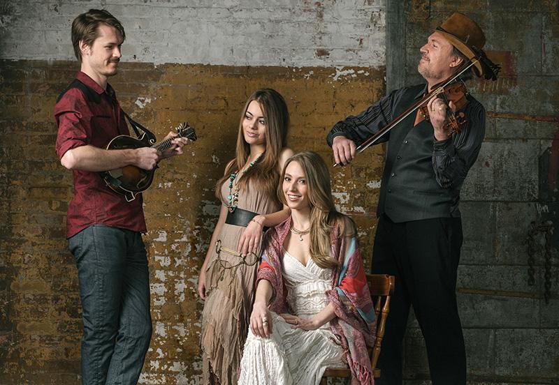 Mark O'Connor with the O'Connor Family Band: An Appalachian ...