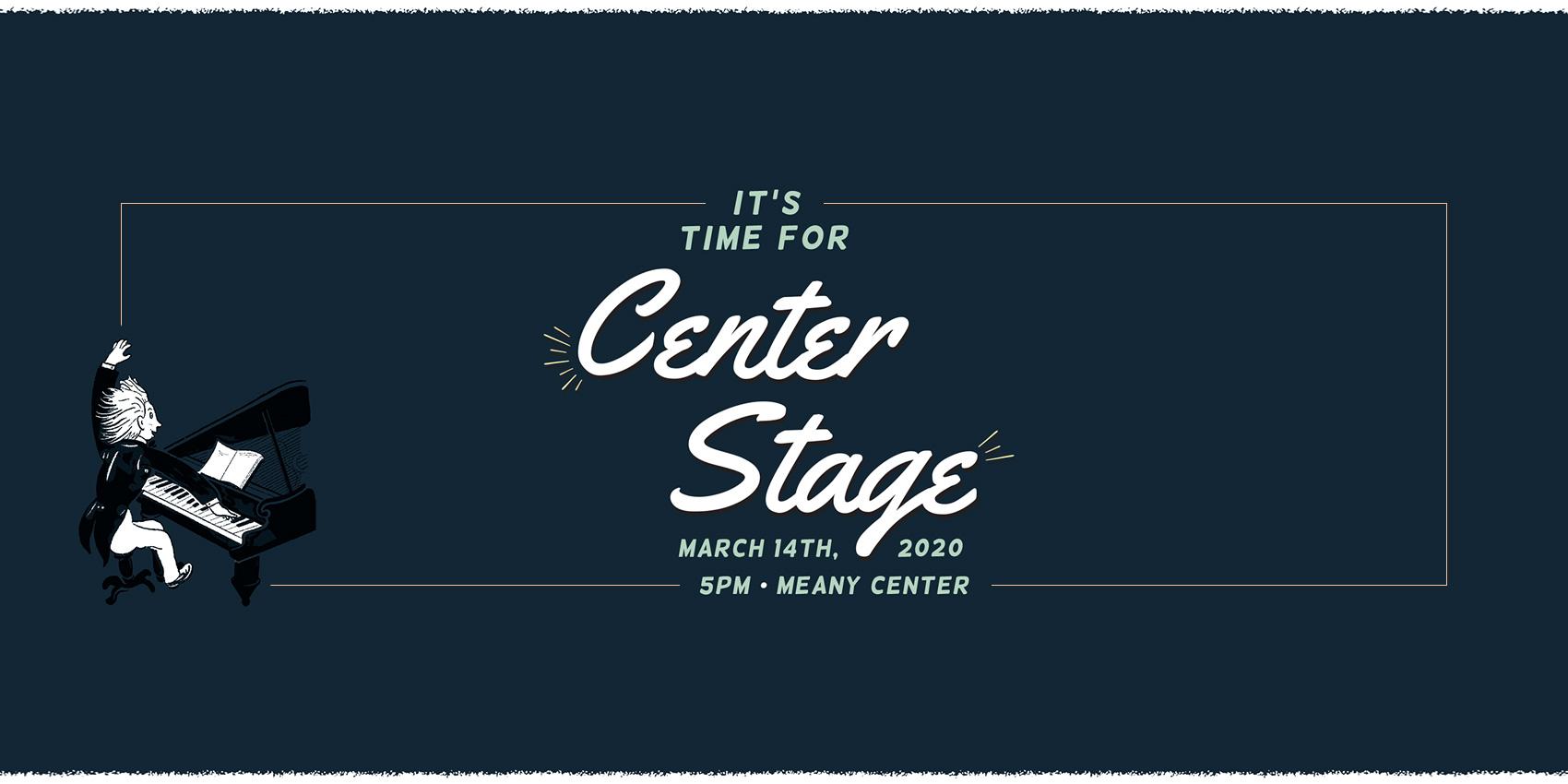Center Stage 2020