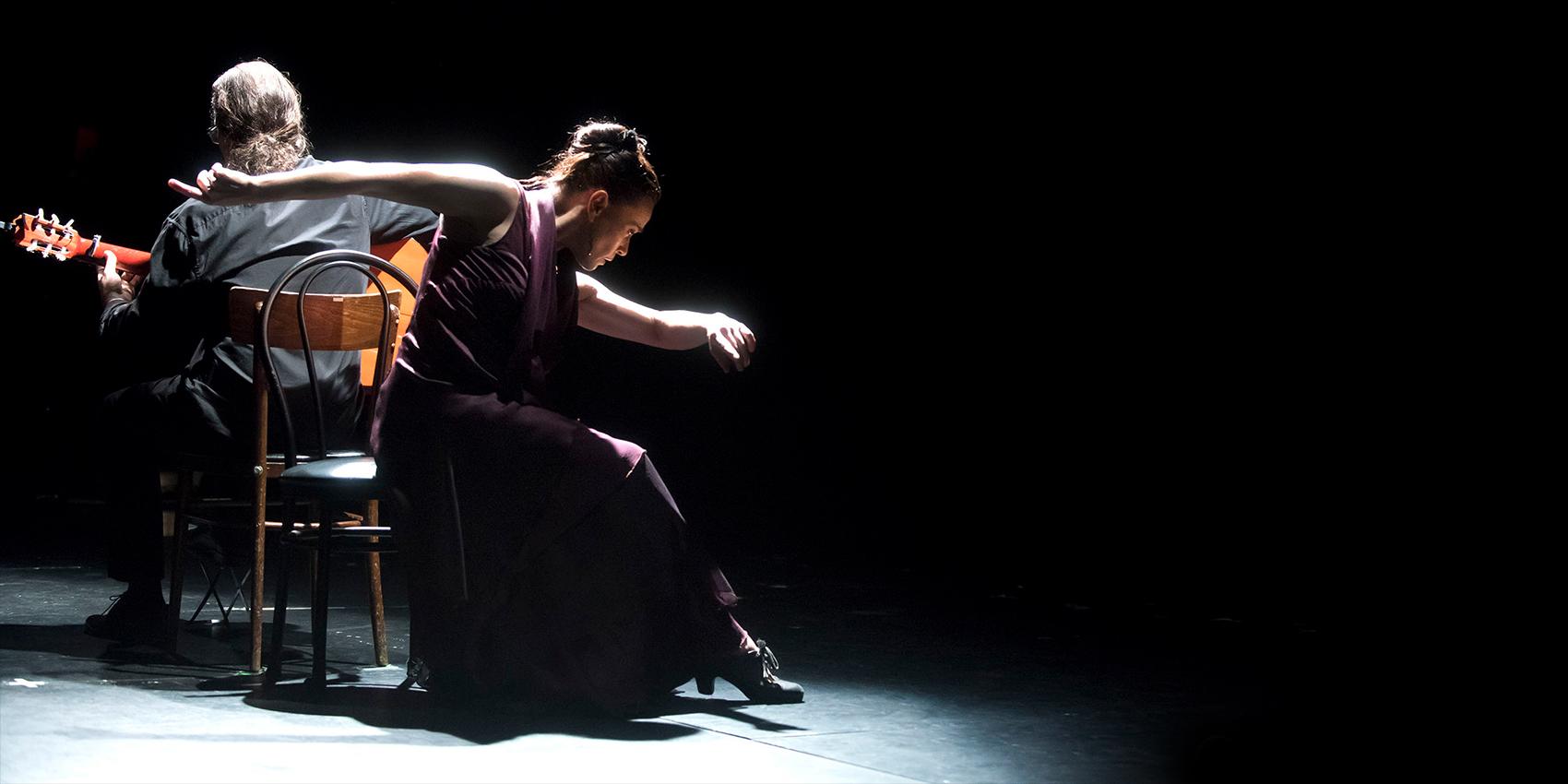 Soledad Barrio and Noche Flamenca