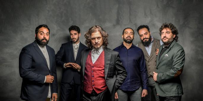 Flamenco Legends by Javier Limon