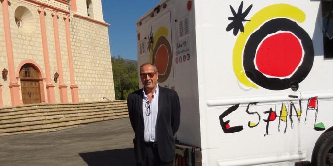 Javier Rodriguez, Spanish Consul of Tourism