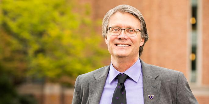 UW Provost Mark Richards