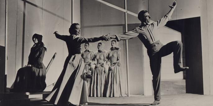 Martha Graham Dance Company: Collaboration Springs Eternal