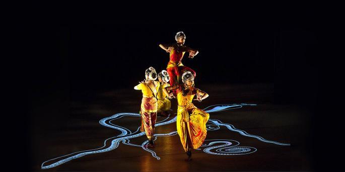 Ragamala Dance Company Written in Water