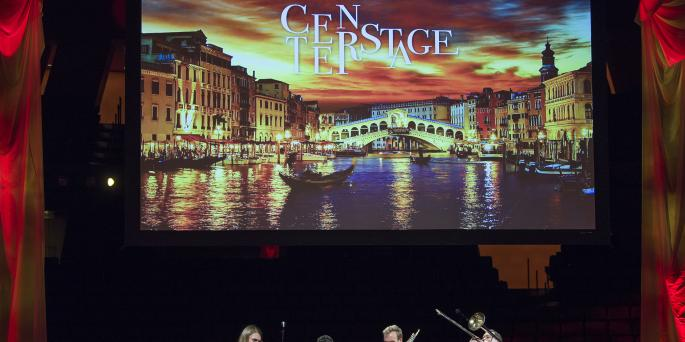 The Westerlies play at Center Stage 2019
