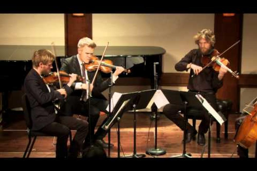 Danish String Quartet | Meany Center