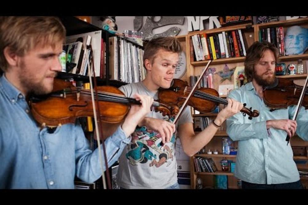 danish_string_quartet_npr_music_tiny_desk_concert