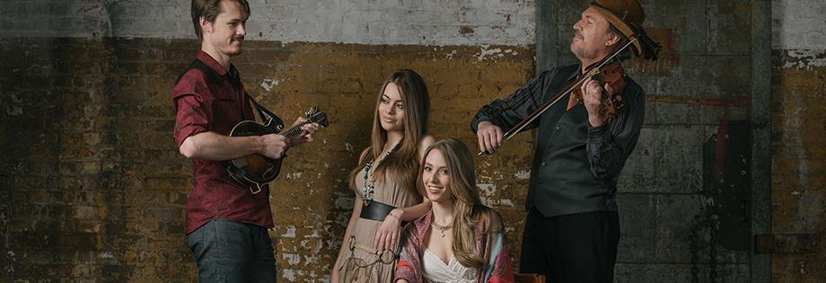 Mark OConnor Family Band