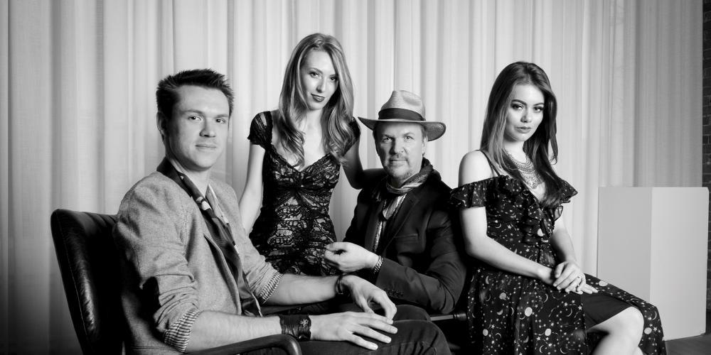 Mark O'Connor Family Band