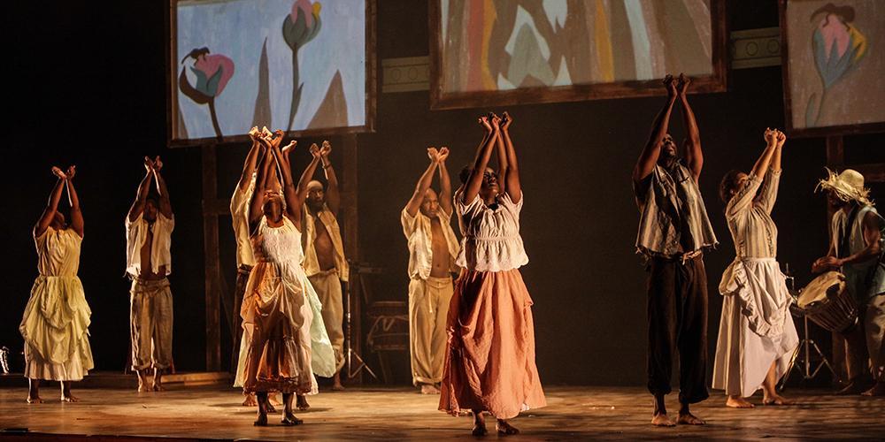 Step Afrika Performance
