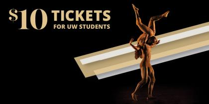$10 tickets for UW students