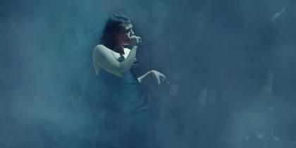 Tanya Tagaq live at Massey Hall