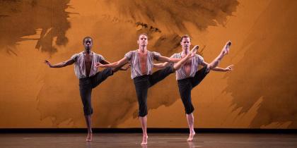 Mark Morris Dance Group in Conversation with Angela Hewitt