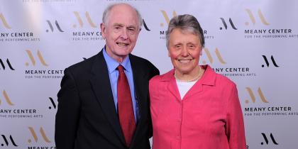 Sylvia and Steve Burges
