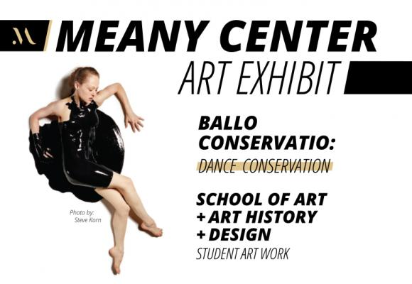 Meany Center art gallery