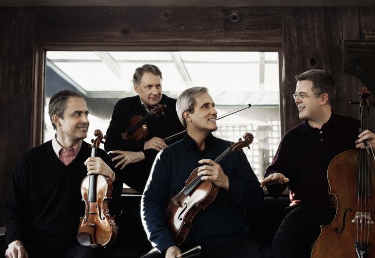 Emerson String Quartet (c) Lisa Marie Mazzucco