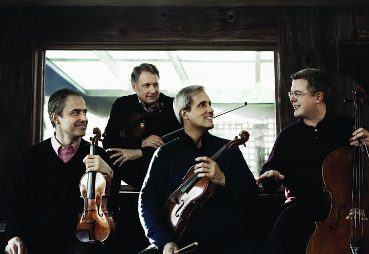 Emerson String Quartet (photo ©Lisa Marie Mazzucco)