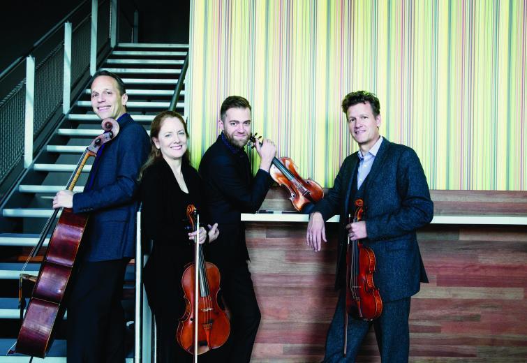 St. Lawrence String Quartet (photo ©Marco Borggreve)