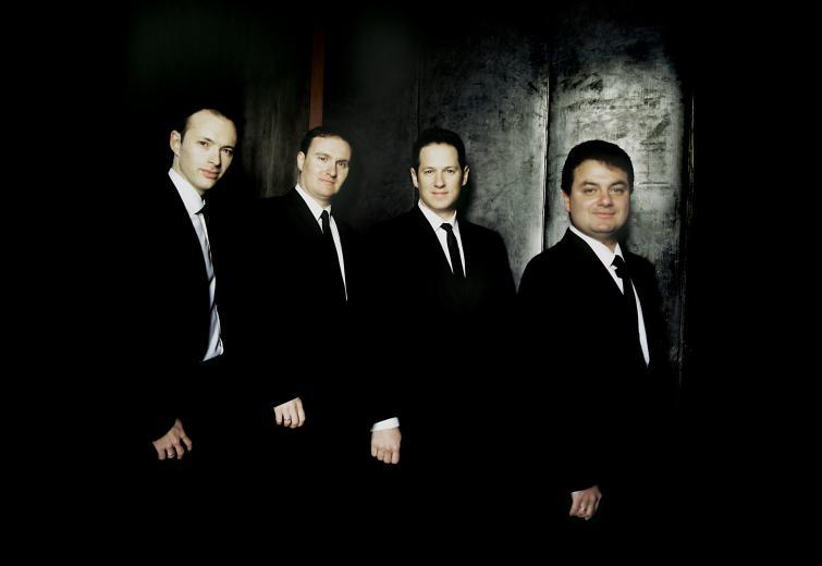 Jersusalem Quartet. Photo: Felix Broede