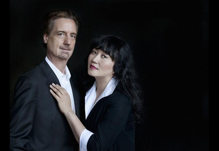 David Finckel & Wu Han. Photo: Lisa-Marie Mazzucco