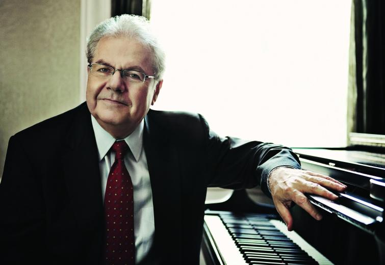 Emanuel Ax (photo ©Lisa Marie Mazzucco)