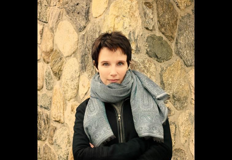 Hélène Grimaud. Photo: Mat Hennek
