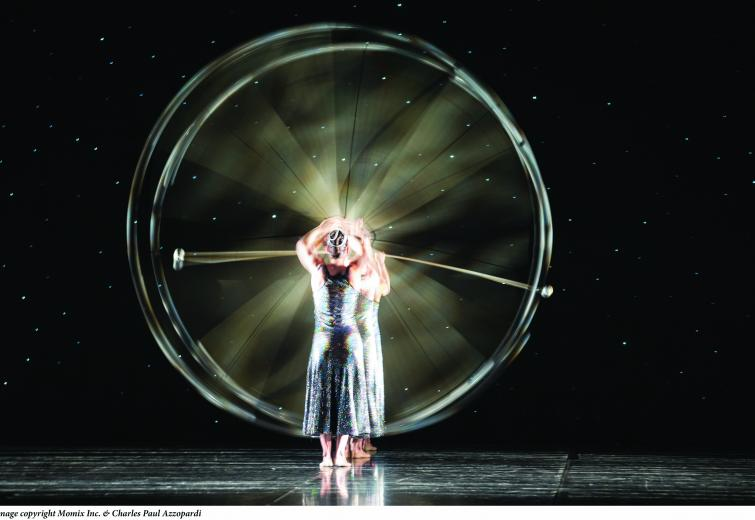 Momix: Forever (photo © Charles Paul Azzopardi)
