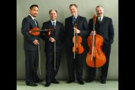 Alexander String Quartet (photo ©Rory Earnshaw)